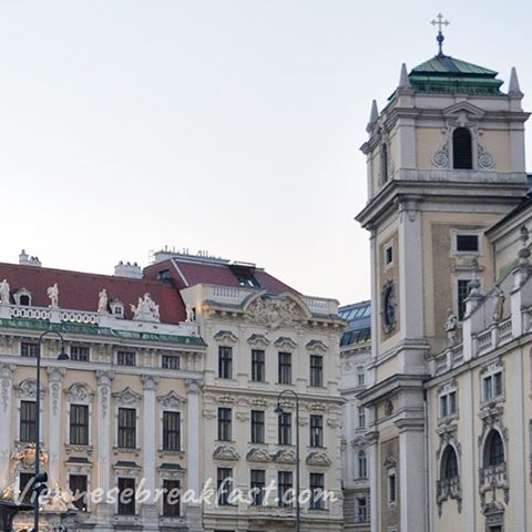 Good morning Vienna! vienna wiede wien austria sterreich myaustria visitaustriahellip
