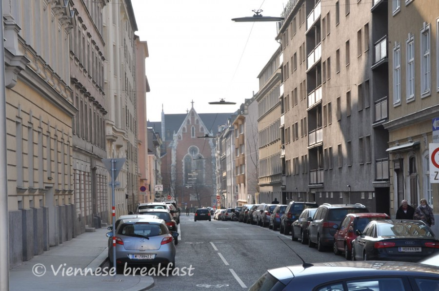 Wieden Sankt Elisabeth Platz 2
