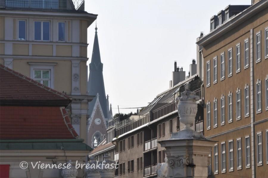 Wieden Sankt Elisabeth Platz