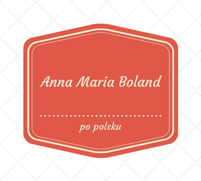 Anna Maria Bolnad