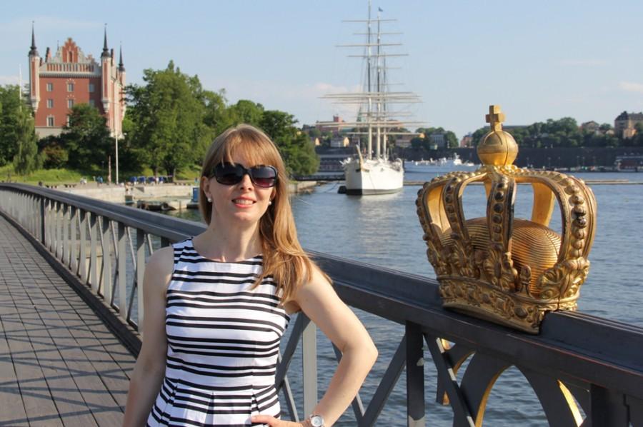 Monika autorka bloga Polka w Szwecji