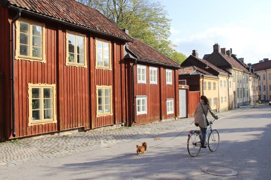 Klimatyczna Szwecja widziana przez obiektyw Moniki