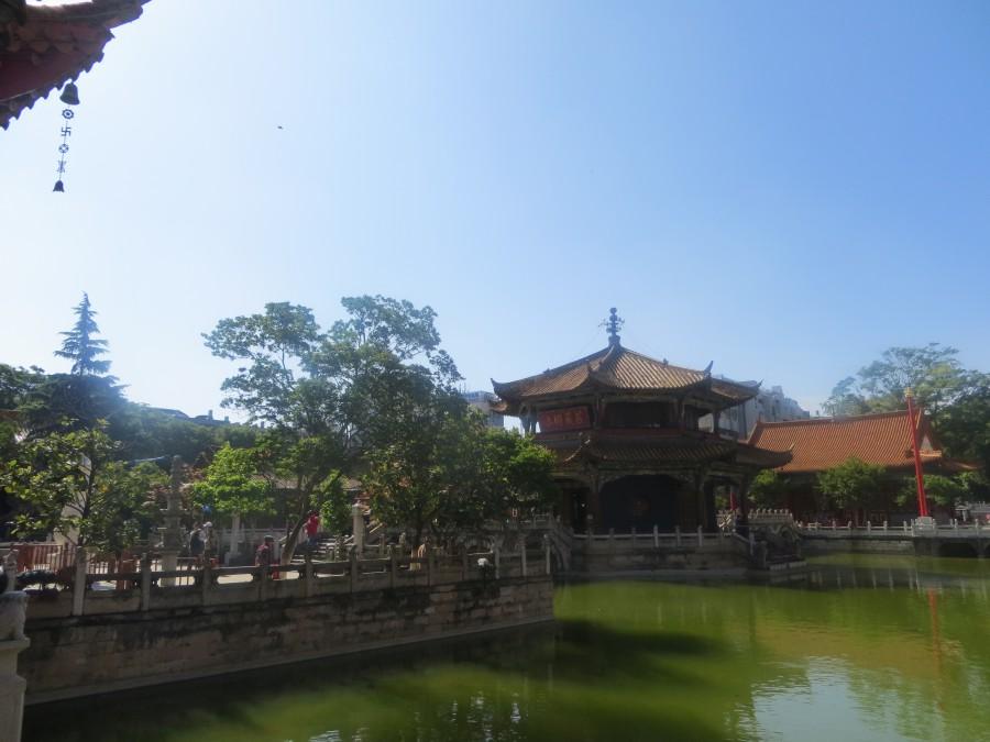 Świątynia Yuantong w Kunmingu . Fot. Natalia