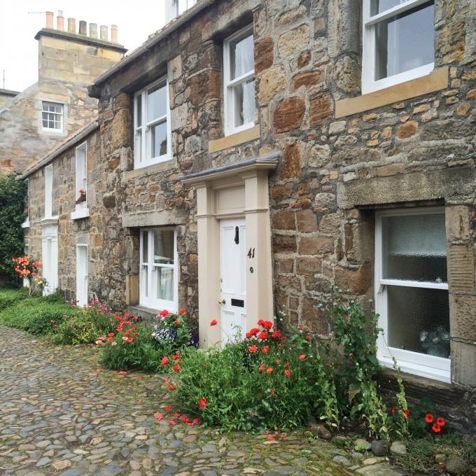 Szkocja w obiektywie Diany