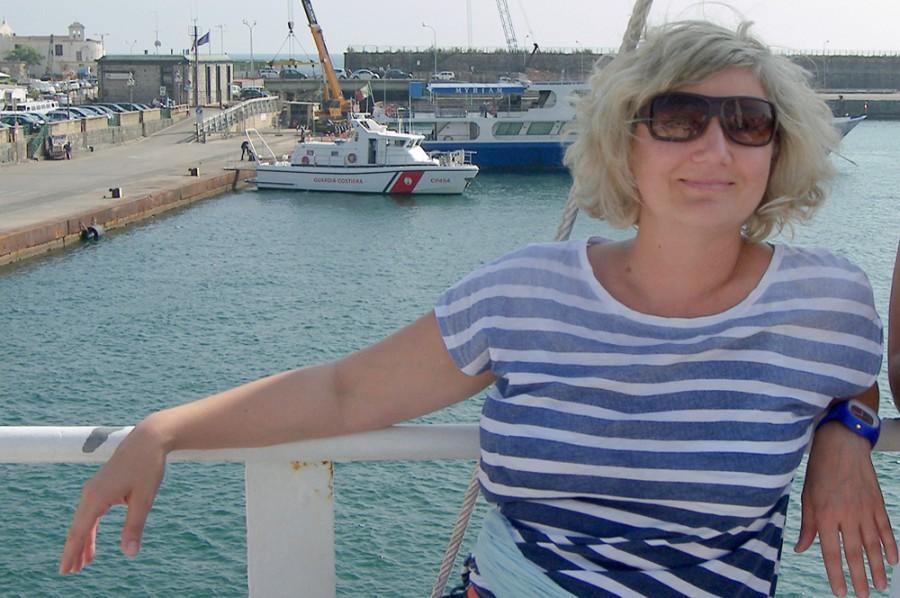 Magda we własnej osobie :)