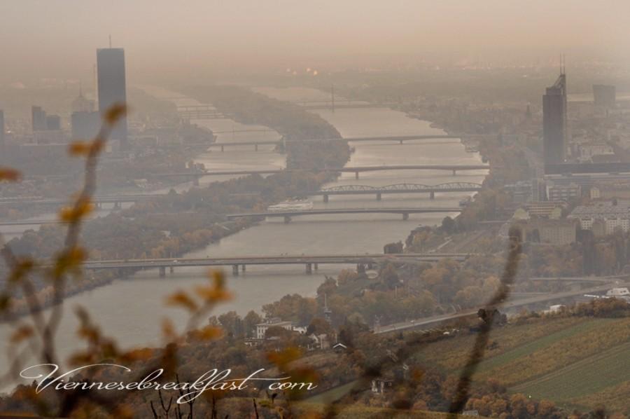Widok z Leopoldsbergu