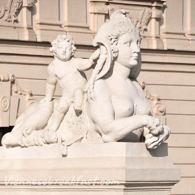 Sfinksica belwederska belvedere wien vienna wiede museumwien viennacity visitaustria visitviennahellip