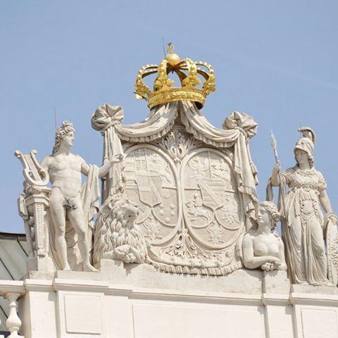 Na dachu Albertiny znajdziecie lady dawnej Rzeczpospolitej Dlaczego? O tumhellip