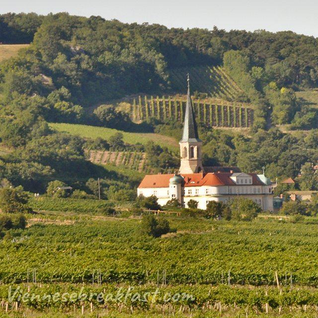 Zamek Krzyacki w Gumpoldskirchen A tak bo Zakon w Austriihellip