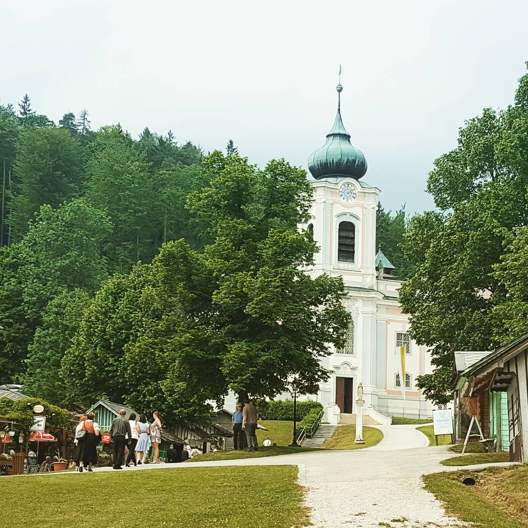 Gutenstein to mae miasteczko ktrego jedn z atrakcji jest Mariahilfberghellip