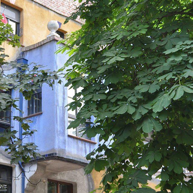 Hudertwasserhaus na weekend austria art sterreich myaustria myvienna wieden viennahellip