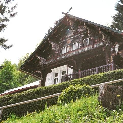 Domek Ciekawy ten tutejszy gralski styl austria sterreich myaustria haushellip